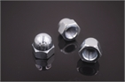 stainless steel hex domed or cap nut DIN1587